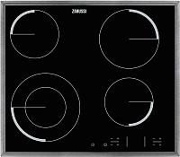 Электрическая варочная панель Zanussi ZEV56341XB -