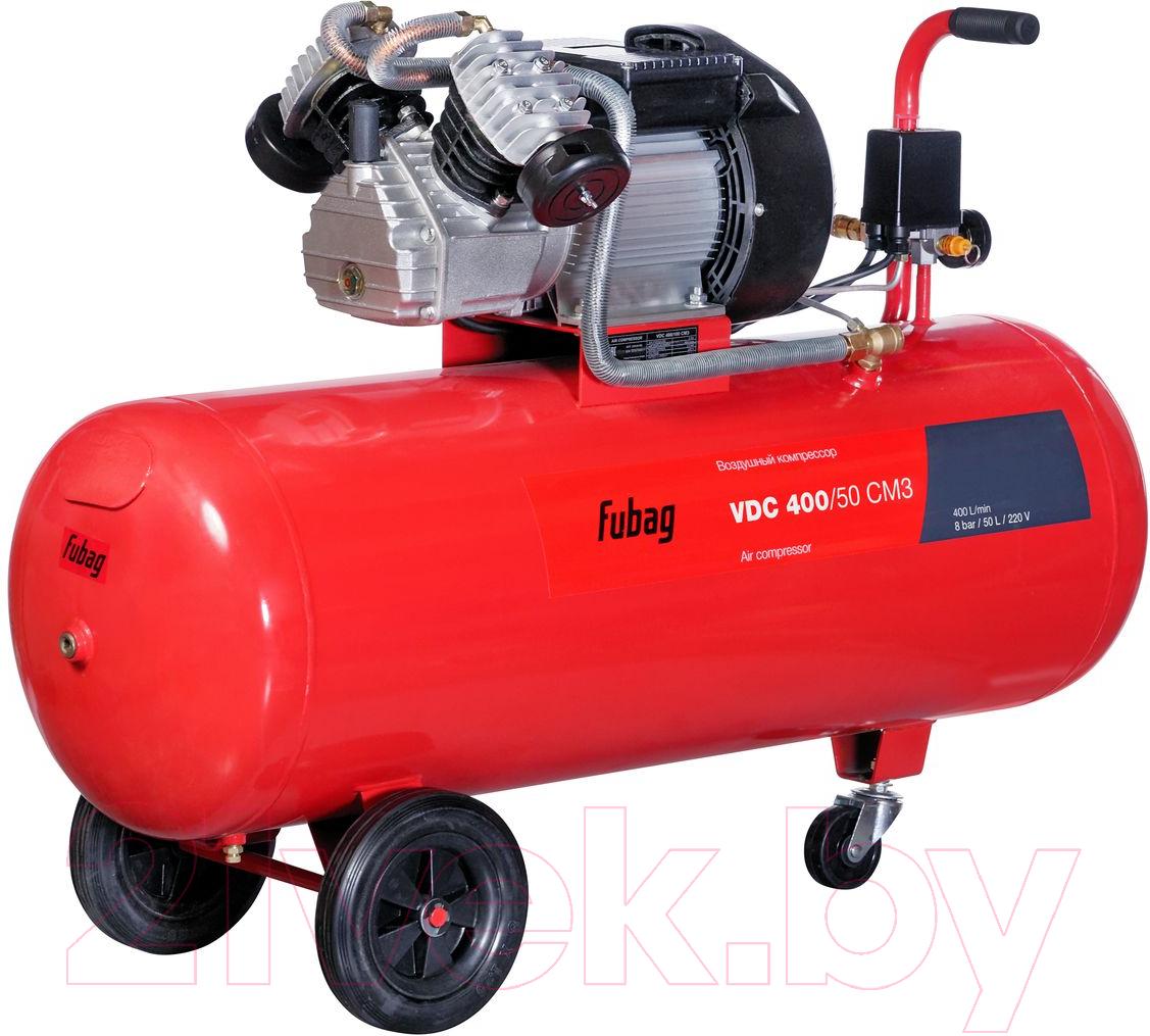 Купить Воздушный компрессор Fubag, VDC 400/50 CM3 (29838184), Китай