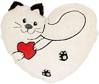 Подушка-игрушка Gulliver Подушка-валентинка Пушистик с сердцем / DT160670-6 -