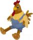 Мягкая игрушка Gulliver Петушок Степа / 66-OT159352-1 -