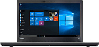 Ноутбук Lenovo ThinkPad T470 (20JM0000RT) -