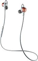 Наушники-гарнитура Plantronics Backbeat Go 3 Charge / 204353-05 (серый/оранжевый) -
