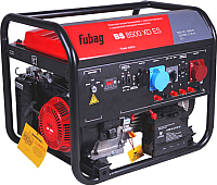 Бензиновый генератор Fubag BS 8500 XD ES (838255) -