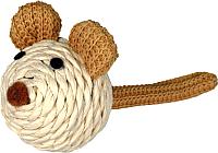 Игрушка для животных Trixie Мышь 45758 -