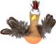Игрушка для животных Trixie Курица-неваляшка 45787 -