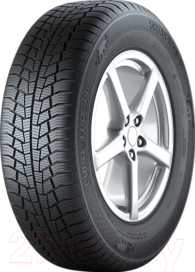 Купить Зимняя шина Gislaved, Euro*Frost 6 235/60R18 107V, Германия