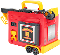 Фургон игрушечный Robocar Poli Кейс для трансформера Рой / 83077 -