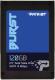 SSD диск Patriot Burst 120GB (PBU120GS25SSDR) -