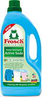 Гель для стирки Frosch Active Soda (1.5л) -