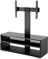 Стойка для ТВ/аппаратуры Alteza TV-42110 (черный) -