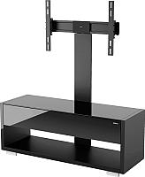 Стойка для ТВ/аппаратуры Alteza TV-43110 (черный) -