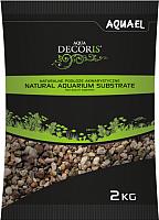 Грунт для аквариума Aquael Natural Multicolored Gravel / 114044 -