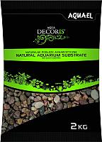 Грунт для аквариума Aquael Natural Multicolored Gravel / 114045 -