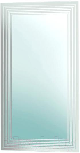 Купить Зеркало для ванной Акваль, Манго 45 / МАНГО.04.45.00.N, Беларусь