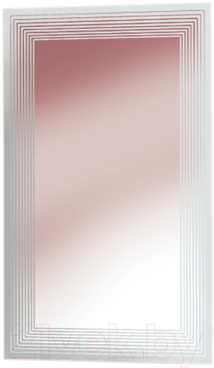 Купить Зеркало для ванной Акваль, Манго 50 / МАНГО.04.50.00.N, Беларусь
