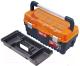 Ящик для инструментов Patrol Formula S600 Carbo (оранжевый, 547x271x278) -