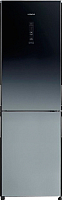 Холодильник с морозильником Hitachi R-BG410PU6XXGR -