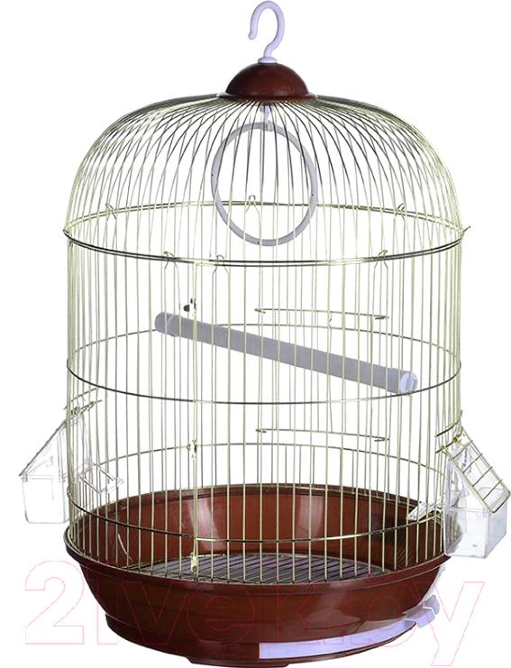 Купить Клетка для птиц Dayang, A309G (золотой), Китай, зависит от партии