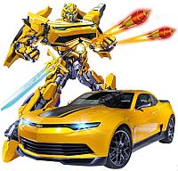 Радиоуправляемая игрушка MZ Трансформер Bumblebee / 2313X -