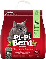 Наполнитель для туалета Pi-Pi-Bent Сенсация свежести L004 (5кг) -