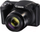 Компактный фотоаппарат Canon PowerShot SX420 IS / 1068C012AA (черный) -