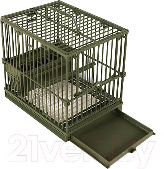 Купить Клетка для птиц MP Bergamo, Cardellina 81.41, Италия, зависит от партии