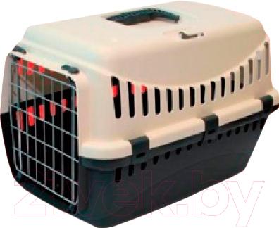 Купить Переноска для животных MP Bergamo, Gipsy Porta in Ferro / 10.40EM, Италия, зависит от партии поставки, пластик