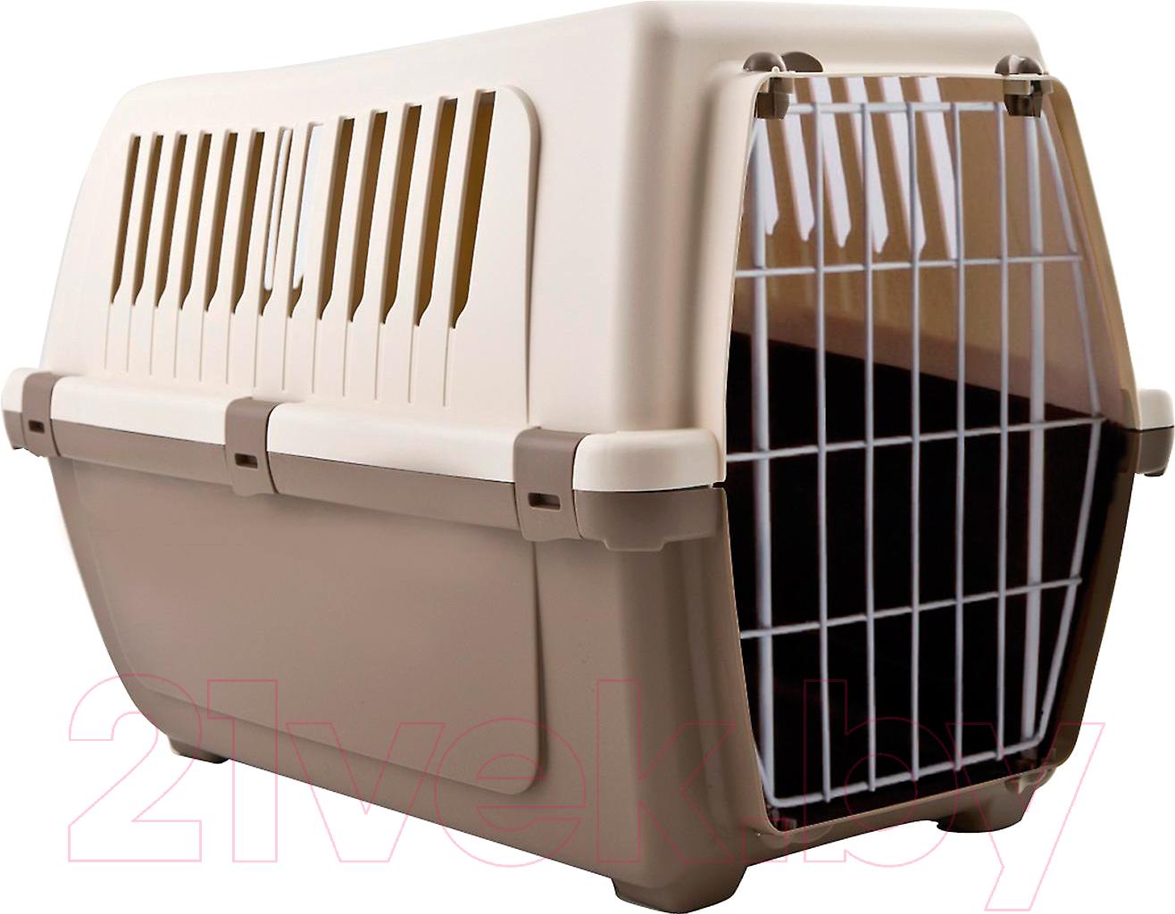 Купить Переноска для животных MP Bergamo, Vision Classic 55 / 10.55E, Италия, зависит от партии поставки, пластик