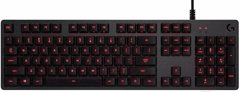 Купить Клавиатура Logitech, G413 / 920-008309, Китай
