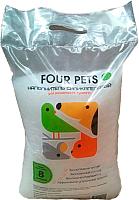Наполнитель для туалета Four Pets TUZ007 (16л) -