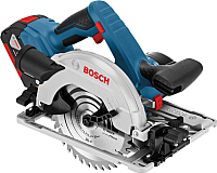 Профессиональная дисковая пила Bosch GKS 18 V-LI R Professional (0.601.6A2.100) -