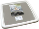 Каркас для пеленки MP Bergamo Gastone / 30.07BE01 L (серый) -