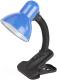 Лампа ЭРА N-102-E27-40W-BU (синий) -