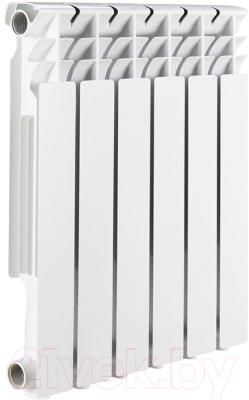 Радиатор алюминиевый Rommer Optima 500 (8 секций)