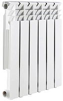 Радиатор биметаллический Rommer Optima 500 (3 секции) -