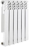 Радиатор биметаллический Rommer Optima 500 (4 секции) -