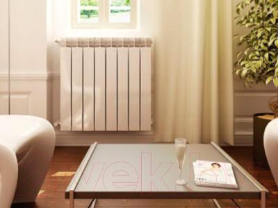 Радиатор биметаллический Rommer Optima 500 (4 секции)