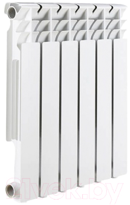 Радиатор биметаллический Rommer Optima 500 (9 секций)