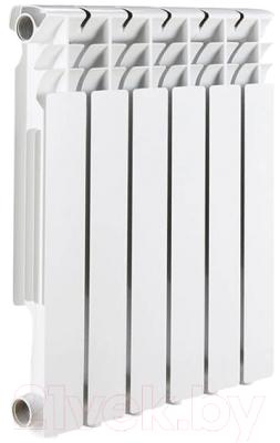 Радиатор биметаллический Rommer Optima 500 (10 секций)