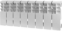 Радиатор алюминиевый Rommer Plus 200 (8 секций) -