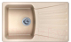 Мойка кухонная Granula GR-8001 (брют) -