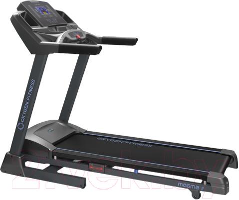 Электрическая беговая дорожка Oxygen Fitness, Magma II AL HRC, Китай  - купить со скидкой