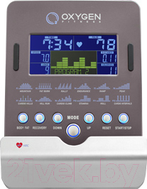 Велоэргометр Oxygen Fitness Nexus Guru UB HRC