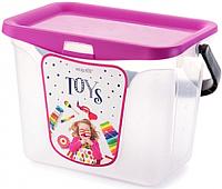 Контейнер для хранения Berossi Toys АС 36058000 (фуксия) -