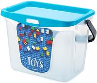 Контейнер для хранения Berossi Toys АС 36047000 (голубой) -
