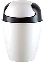 Мусорное ведро Berossi Clean АС 21101000 (снежно-белый) -