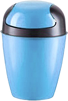 Мусорное ведро Berossi Clean АС 21161000 (васильковый) -