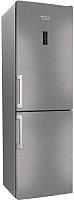 Холодильник с морозильником Hotpoint-Ariston HFP 6200 X -