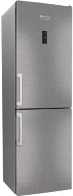 Холодильник с морозильником Hotpoint-Ariston HFP 6200 X