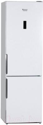 Холодильник с морозильником Hotpoint-Ariston HFP 5200 W